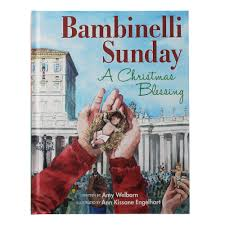 bambinelli sunday a christmas book u0026 craft idea for kids