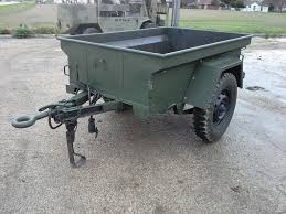 old military jeep m416 jeep trailers