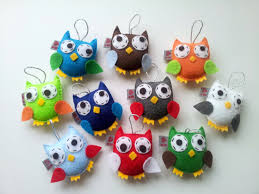 owl decoration baby owl nursery made to order