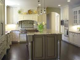 kitchen attractive kitchen design idea with brown wood kitchen