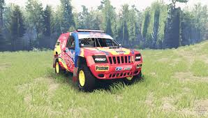 jeep rally car jeep for spintires download for free