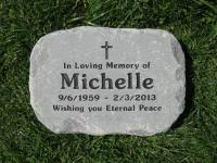 engraved stones personalized garden stones custom engraved garden by