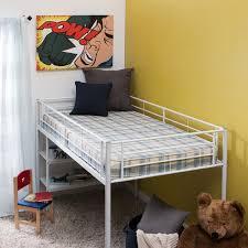Free Twin Xl Loft Bed Plans by Innerspace 5 Inch Bunk Bed Dorm Twin Xl Size Foam Mattress Free