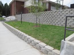 retaining walls quality creative landscaping llc