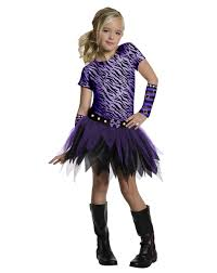 Monster High Halloween Pictures by Monster High Costumes Monster High Clawdeen Arm Warmers