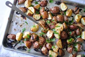 Roasted Vegetables Ina Garten by Simply Scratch Dijon Roasted Red Skin Potatoes Simply Scratch