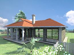 free 3 bedroom house plans in kenya modern hd