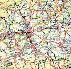 interstate 26 map interstate guide interstate 26