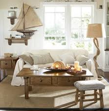 Key Elements Of Nautical Style - Home interior design themes