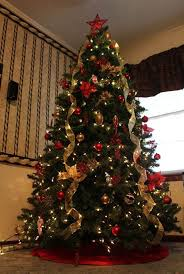 most beautiful christmas tree decorations ideas beautiful