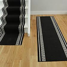 Washable Runner Rugs Amazon Com Cut To Any Length Machine Washable Long Hallway Runner