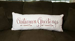 fall table centerpiece from at home mommadjane autumn greetings couch pillow jpg