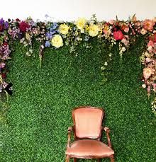 wedding backdrop grass photography backdrop 6 n backdrops flower wall