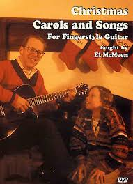 carols and songs for fingerstyle guitar