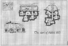 hobbit hole floor plan house hobbit hole house plans