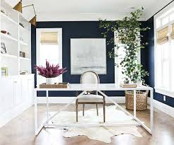 using dark paint colors to open up a small space kristen lusk smith