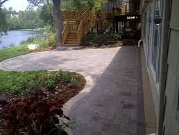 Cost Paver Patio How Much Does A Paver Patio Cost Per Square Foot Home Design Ideas