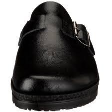 rohde buckle shoes men u0027s schwarz schwarz90 clogs u0026 mules rohde