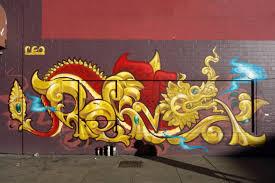 mexican dragon street art sf mexican dragon