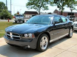 midnight blue dodge charger 2006 dodge charger hemi r t with dealer applied sill graphics