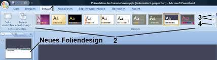 powerpoint design zuweisen foliendesign 4f jpg