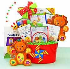 gift basket ideas for raffle children kids babies gifts and baskets and florals