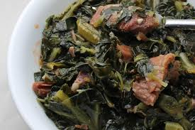 collard greens with smoked turkey leg recipe on food52