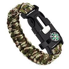 fire cord bracelet images Multifunctional outdoor survival paracord bracelet jpg
