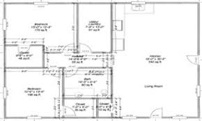 shop floor plans with living quarters pole barn with living quarters floor plans metal shops barns space