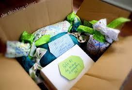 creative 30th birthday gift idea the thinking closet