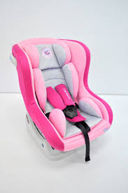 Light Pink Car Fairworld Car Seat With Side Impact Protection System In Light