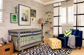 nursery decorating ideas that welcome the new member of the family