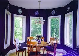 Colorful Dining Room Interior Design  Plushemisphere - Colors for dining room