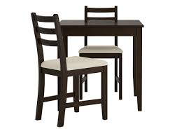 dining amazing two seater dining tables lerhamn table and 2