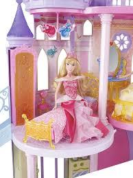 Amazon Com Disney Ultimate Princess Castle Toys U0026 Games