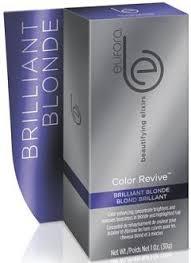 benefits of eufora hair color eufora beautifying elixirs color revive 1 oz brilliant blonde