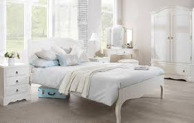 elegant and minimalist white bedroom furniture editeestrela design