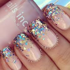 easy nail art glitter 10 best nail designs images on pinterest nail design nail designs