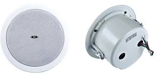 Hanging Ceiling Speakers by Pa System Hanging Mini 6 Inch 6w 70v In Ceiling Speakers