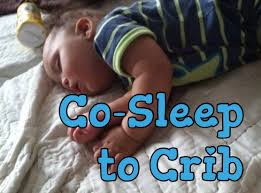 Transitioning Toddler From Crib To Bed by Transitioning Baby Co Sleeping To Crib Youtube
