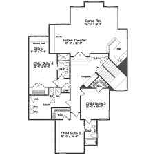 Houseplans Com by European Style House Plan 5 Beds 5 00 Baths 5500 Sq Ft Plan 135 103