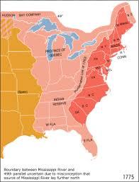 colonial map thirteen colonies