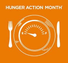 le creuset factory to table september is hunger action month with second harvest