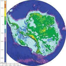 What Is A Map Projection The Pacific And Antarctica