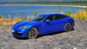 porsche electric 2018 2018 porsche panamera turbo s e hybrid first drive review