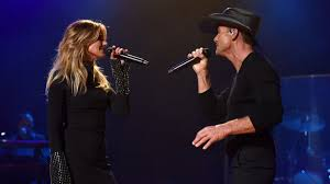 dierks bentley daughter tim mcgraw and faith hill share the stage again cmt