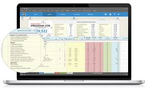 Property Flipping Spreadsheet House Flipping Spreadsheet Software Basic Version House Flipping