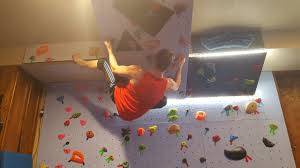Build A Home How To Build A Home Bouldering Climbing Wall