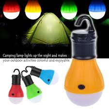 soft light outdoor hanging led cing tent light bulb creative