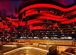 Nightclub Interior Design Rockwell Group Designs A Las Vegas Nightclub That Morphs To The